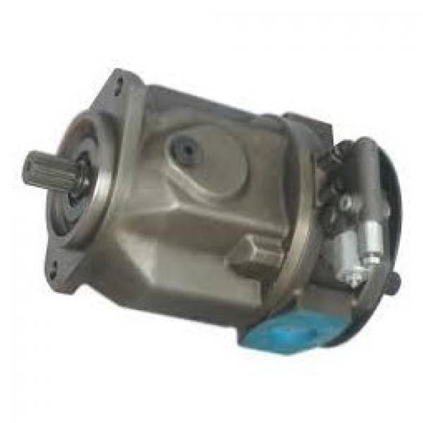 PISTONE idraulico CILINDRO IDRAULICO doppio effetto 340x50x30mm corsa 200