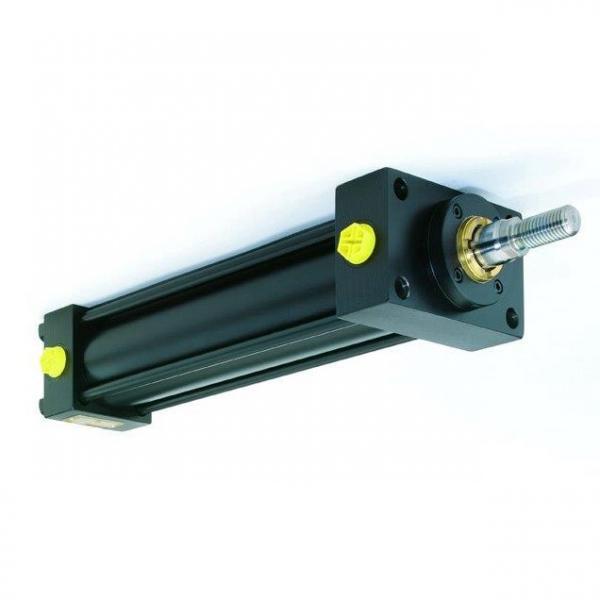 Offerta Speciale Cilindro Idraulico Doppia Azione 90/50 200 Hub, Con Querbuch