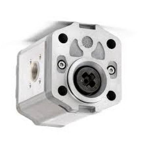 Flowfit 12V DC Single Acting Hydraulic Power pack, 8L Tank & Hand pump ZZ005132