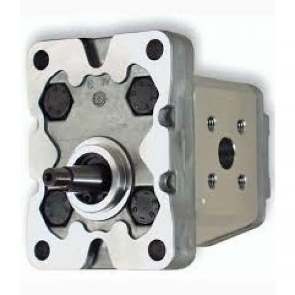 Group 2 Hydraulic Mechanical Clutch & Pump Assembly
