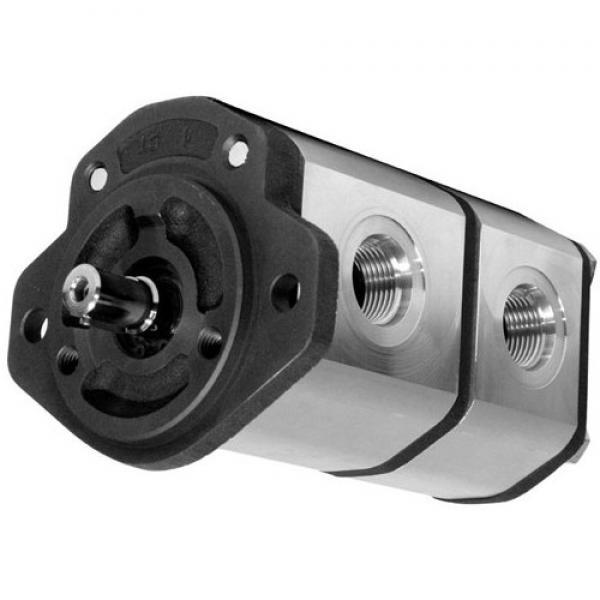 Flowfit Hydraulic Electromagnetic Clutch & Pump 12V 10daNm 12 L/min ZZ000444